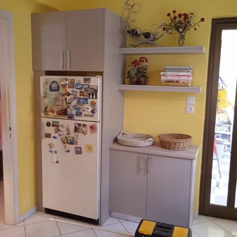 ανακαινιση κουζινας