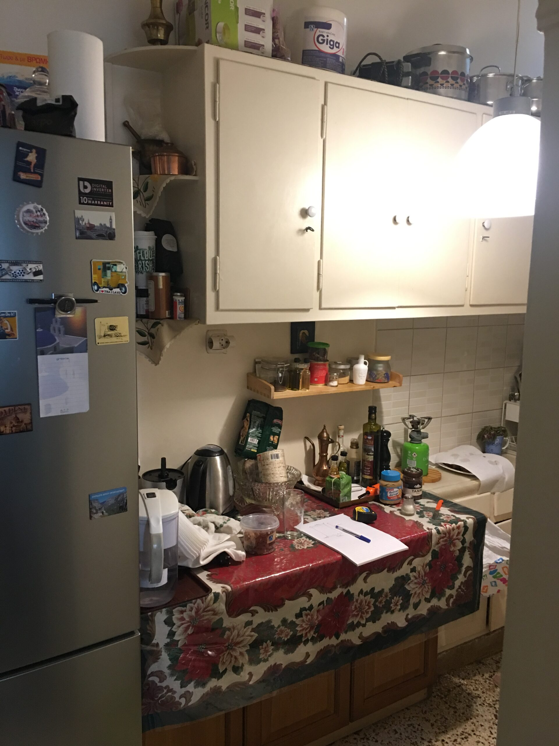 Ανακαίνιση κουζίνας στην Αγ. Άννη